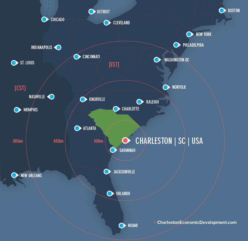 Charleston Regional Development Alliance
