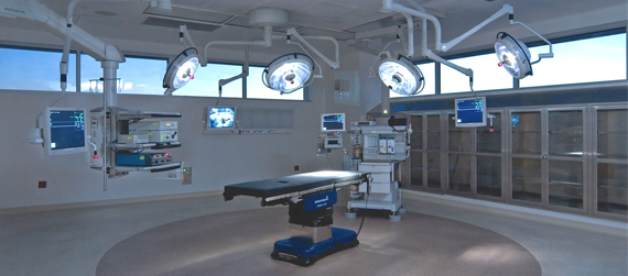 Berchtold Operating Room