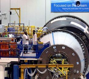 Boeing SC Workforce