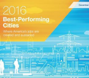 Milken Institute Best-Performing Cities