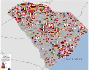 Charleston | SC International Map