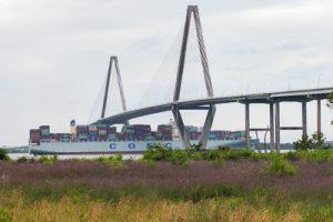 Port of Charleston Tour